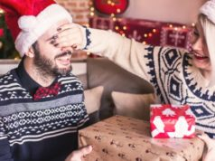 Addobbi barba Natale