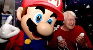 Super Mario doppiatore
