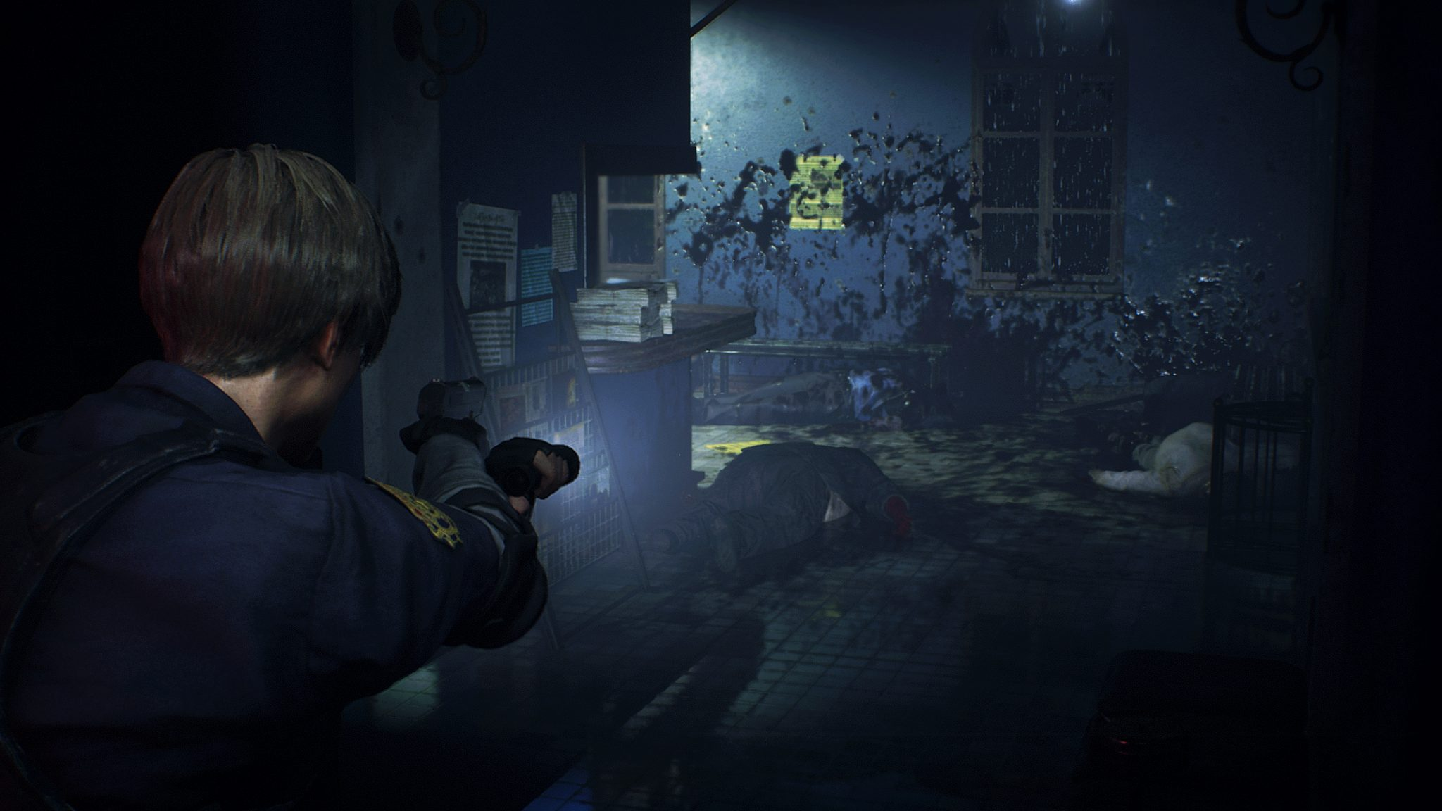Resident Evil 2 Remake recensione