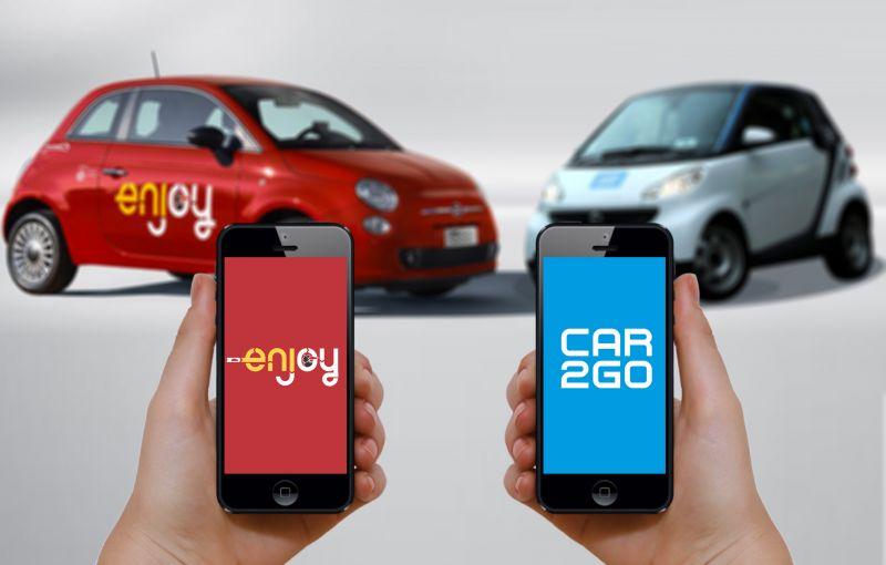 Car sharing come usufruirne