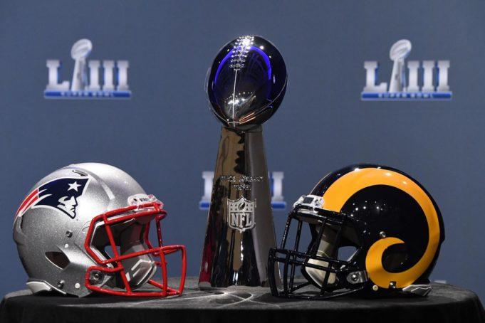 Super Bowl squadre