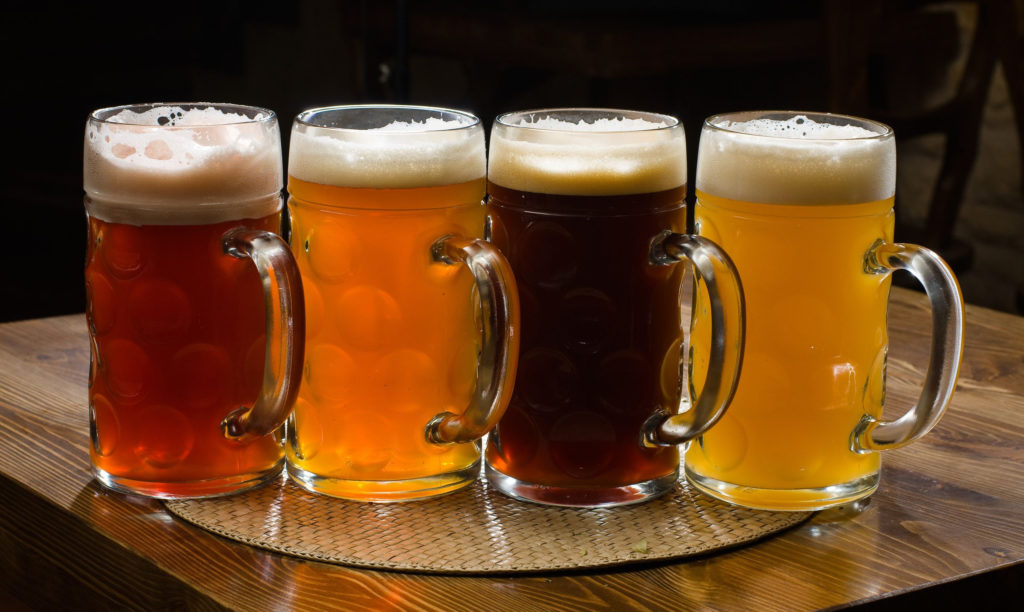Calorie bicchiere birra