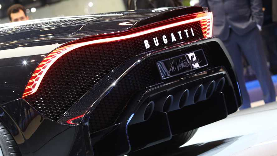 Bugatti Voiture Noir prezzo