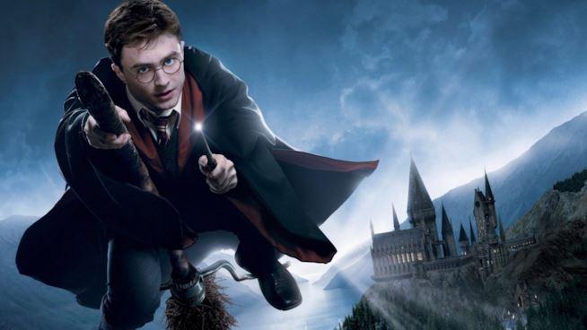 Scrabble gioco Harry Potter