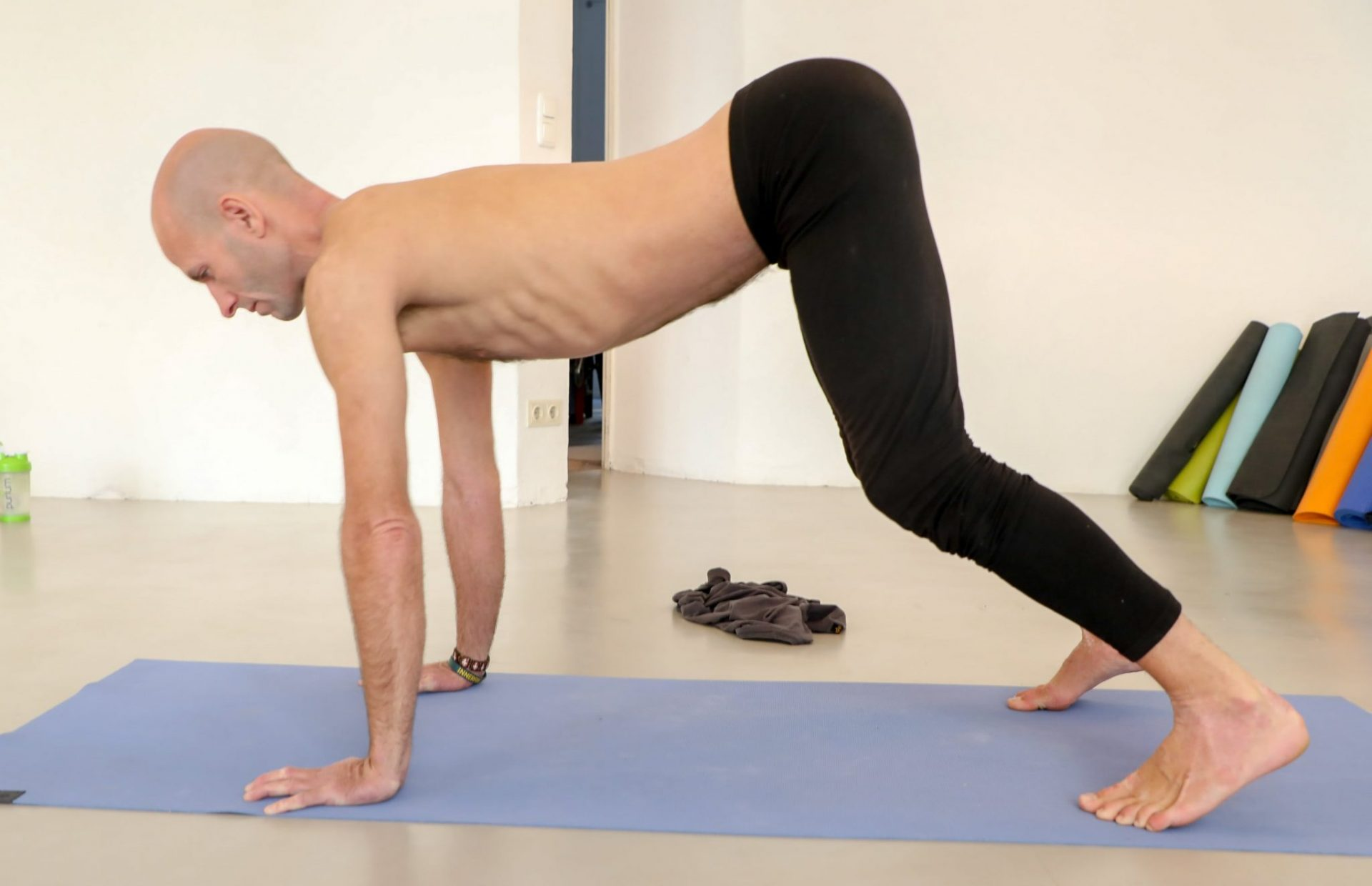 pilates uomo esercizi