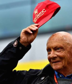 niki lauda incidente