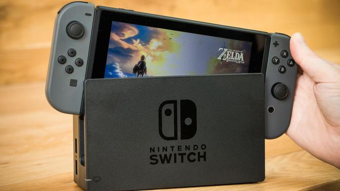 Switch record vendite