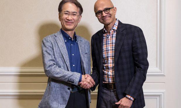 Accordo Sony Xbox