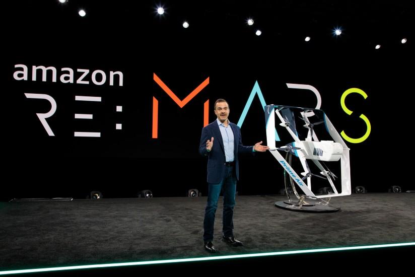 Amazon consegna drone