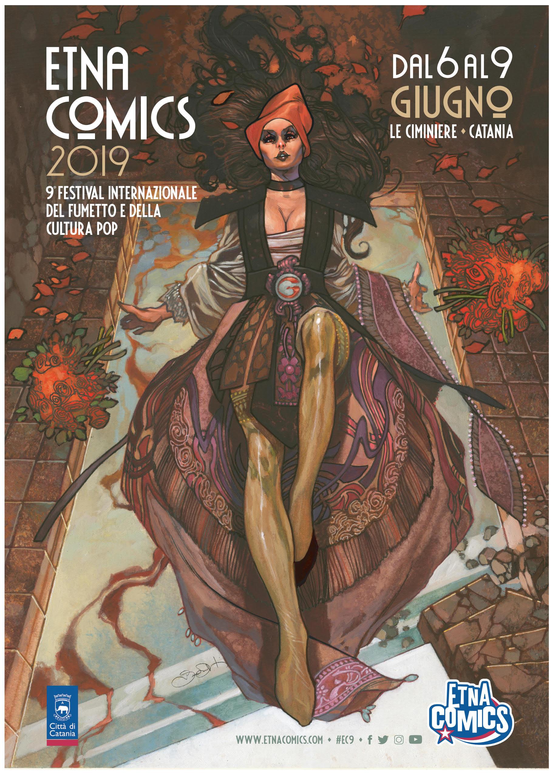 Etna comics record