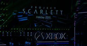 Xbox rosso Scarlett