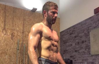 Christian Virdi personal trainer