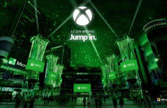 Xbox conferenza giochi