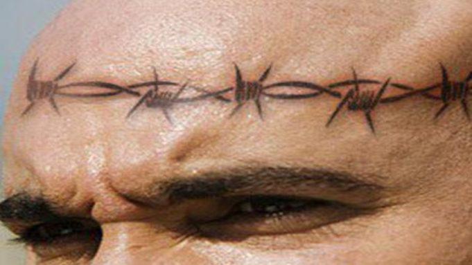 tatuaggi criminali italia