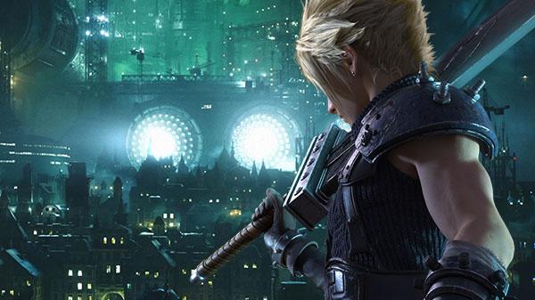 Final Fantasy PS4 esclusiva