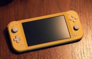Nintendo Switch lite vendita