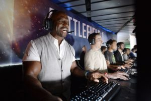 Terry Crews PC gaming
