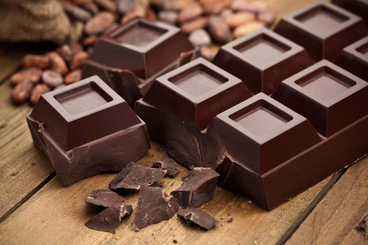 Cioccolato cura depressione