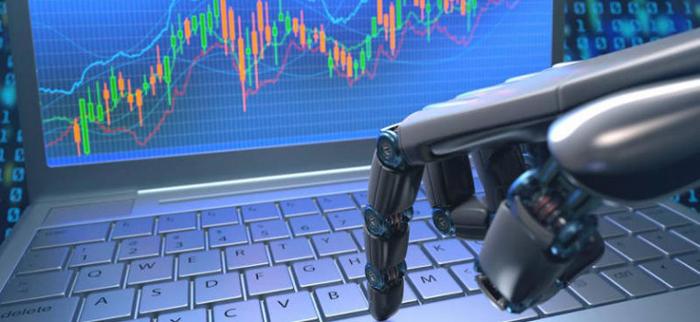 robot forex scalping