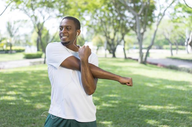 allenamento parco benefici