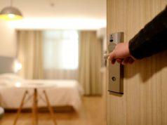 Oggetti rubati hotel