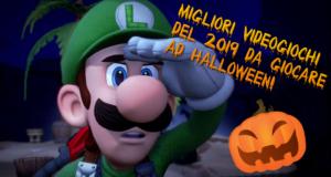 Videogiochi Halloween imperdibili