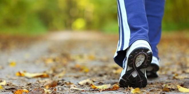 effetti positivi camminata trenta minuti
