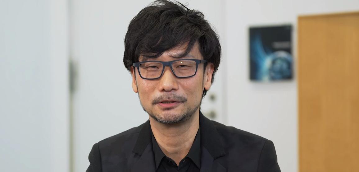 Hideo Kojima intervista