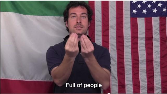stranezze italiana