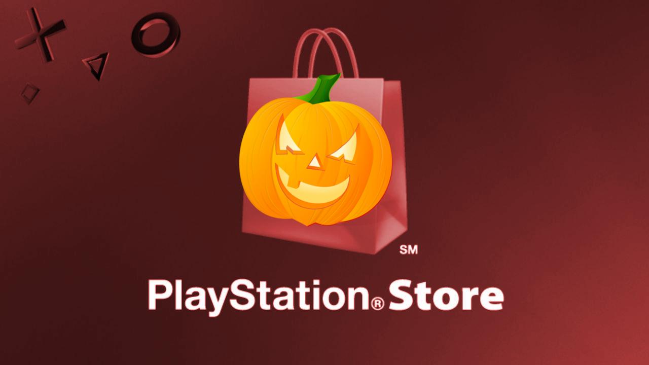 Playstation Halloween offerte