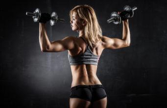 fitness buio esercizi