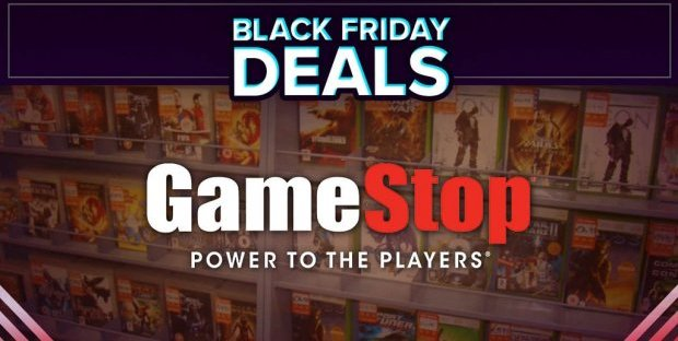 Black Friday Gamestop sconti