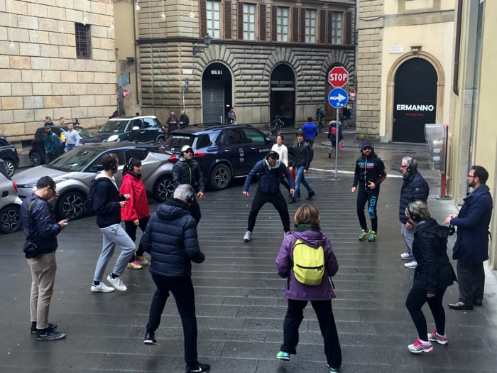 fitness culturale italia tappe