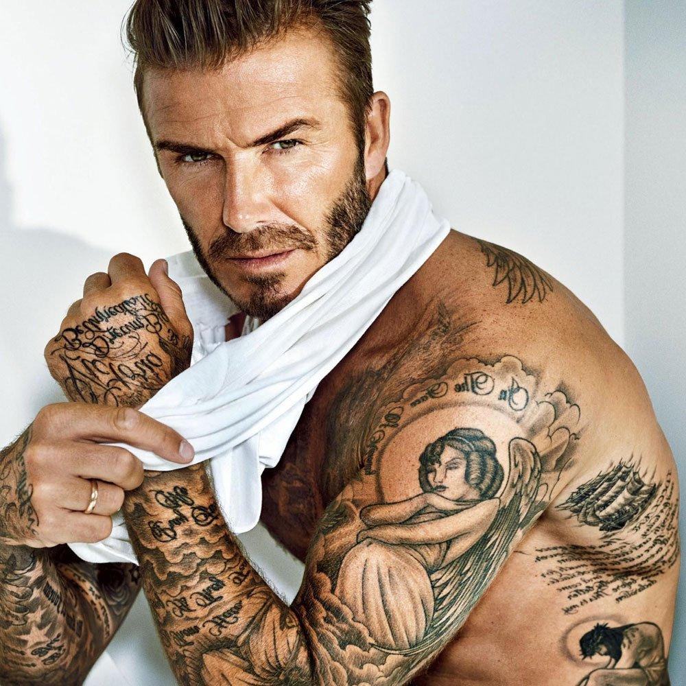 Tatuaggi maschili sexy: più ne hai, più sei scatenato a ...