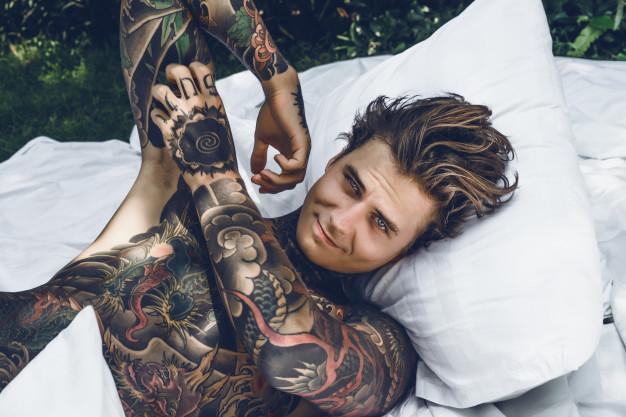 tatuaggi maschili sexy