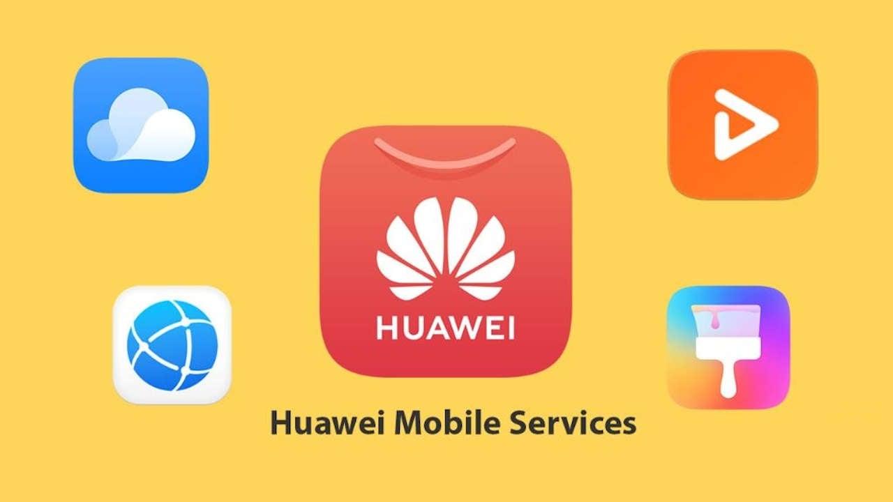 Huawei Services funzionamento