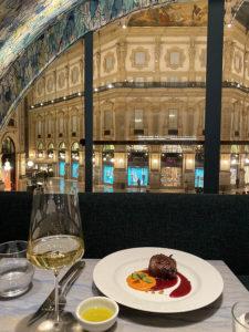 ristorante Galleria Vik Milano
