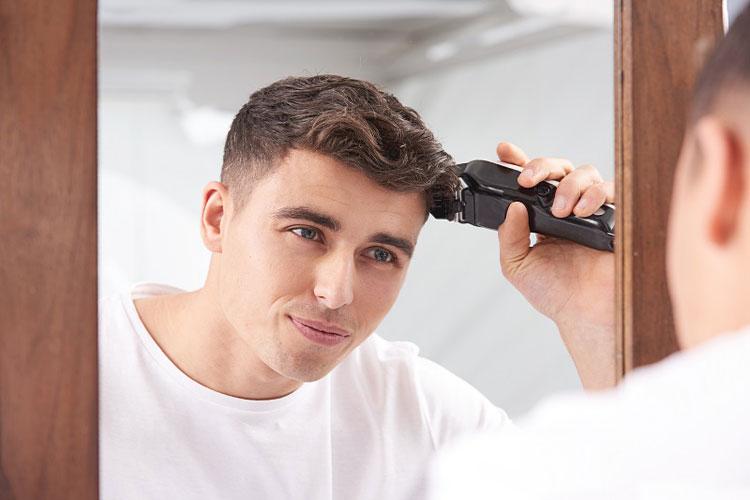 taglio capelli uomo tutorial