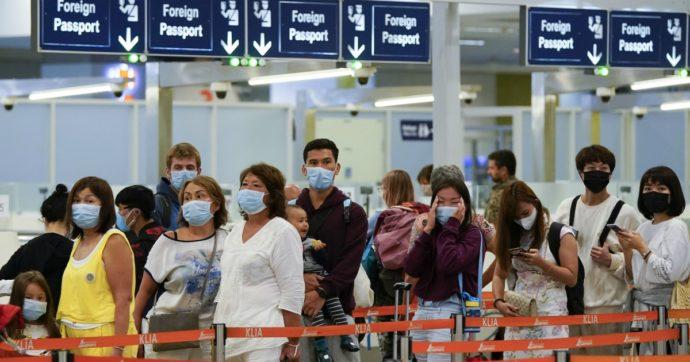 Coronavirus famiglie voli estero