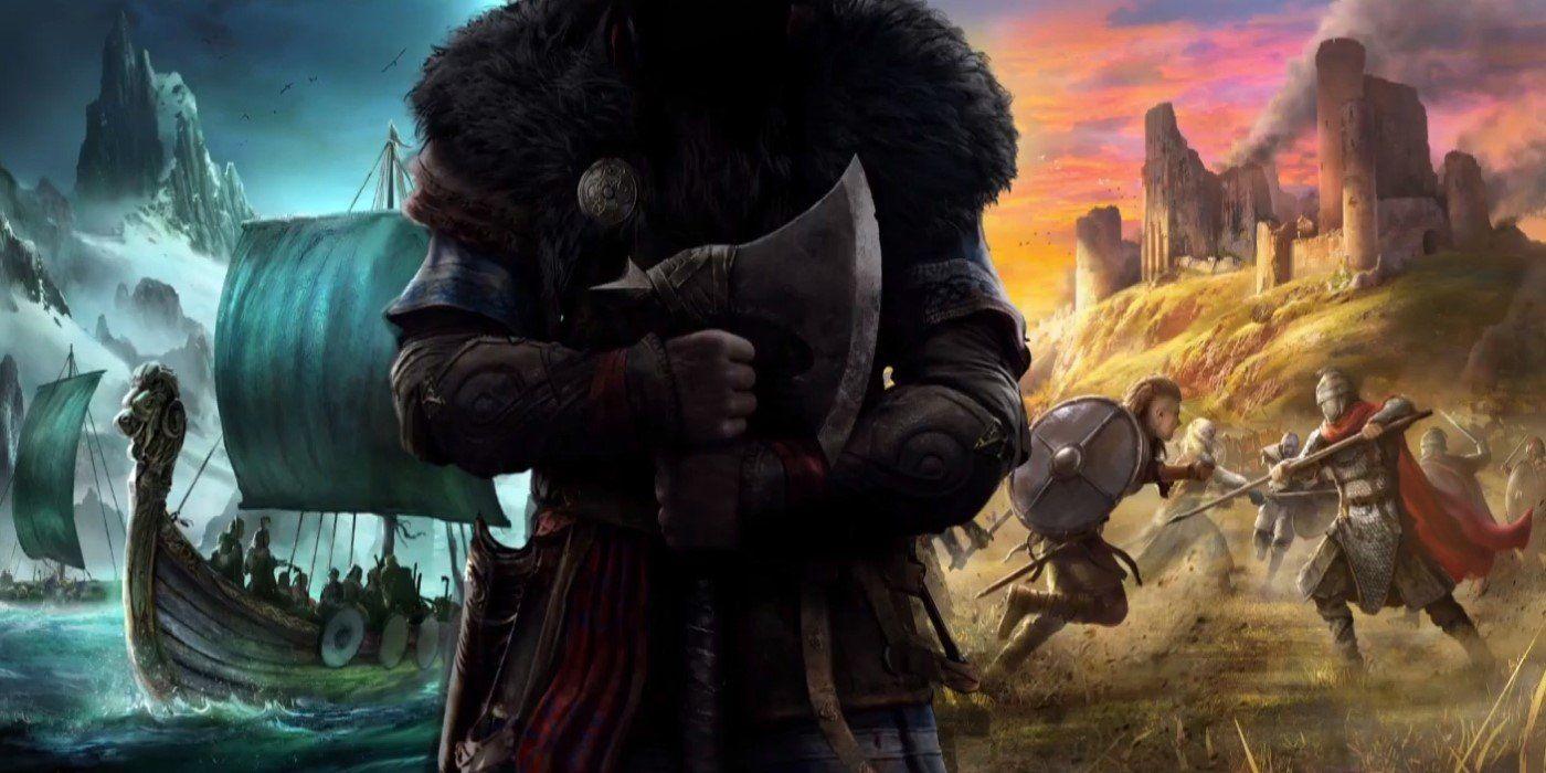 Assassin's Creed vichingo