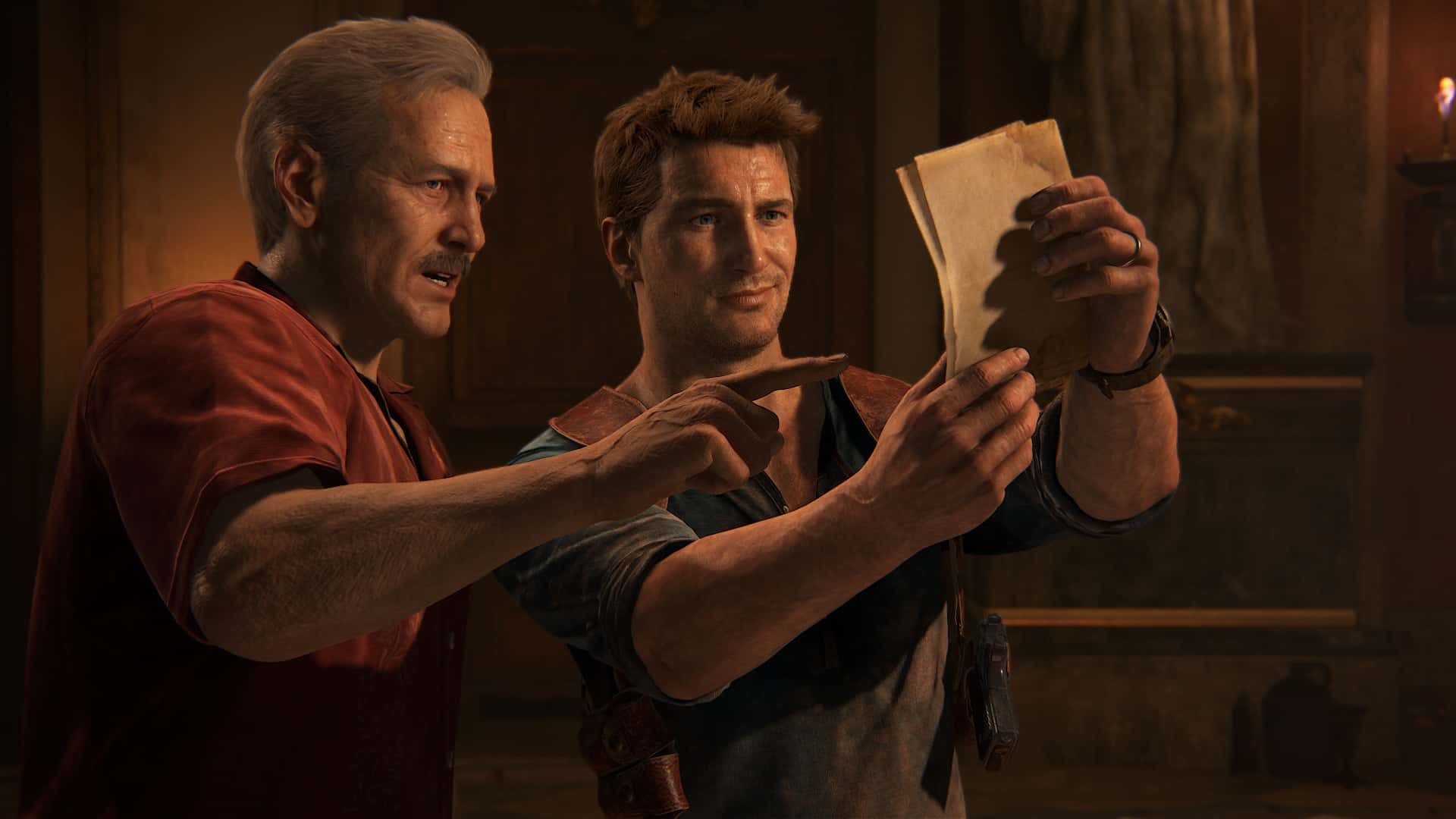 uncharted classifica