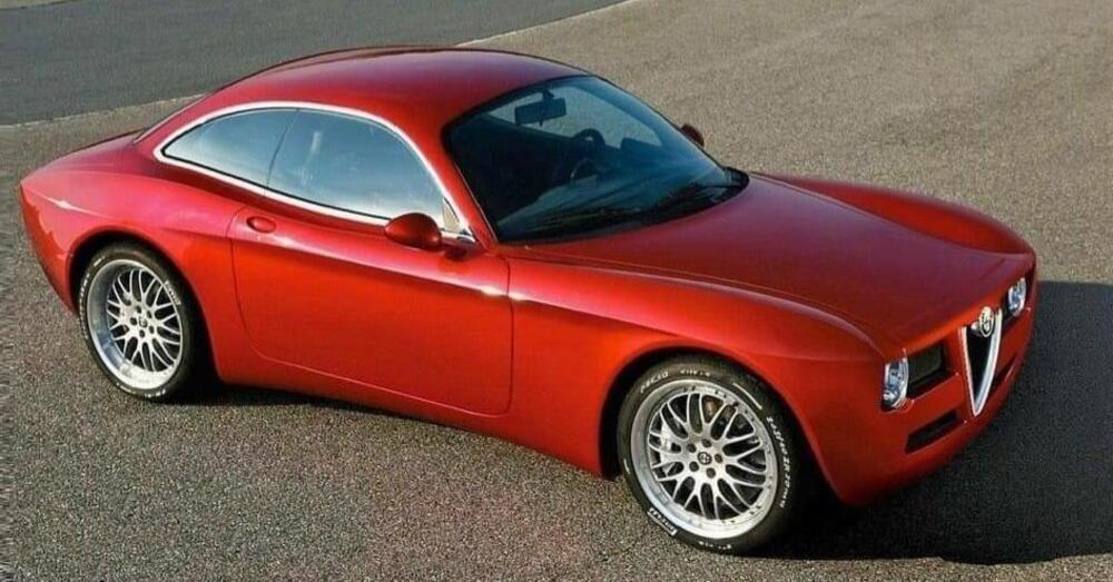 Alfa Romeo elettrica GTjunior