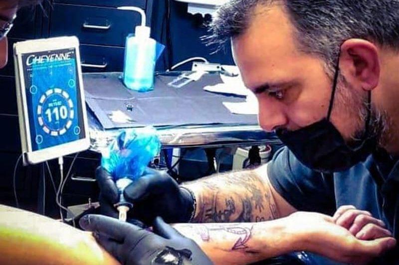 studi tatuaggi riapertura