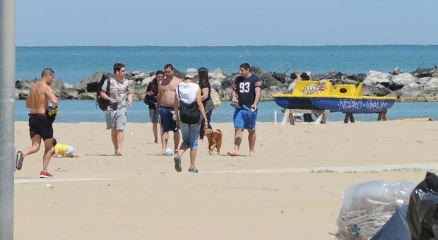 Coronavirus vacanze italiane spiagge
