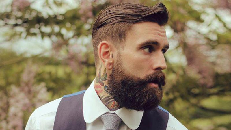 Donne amano barba