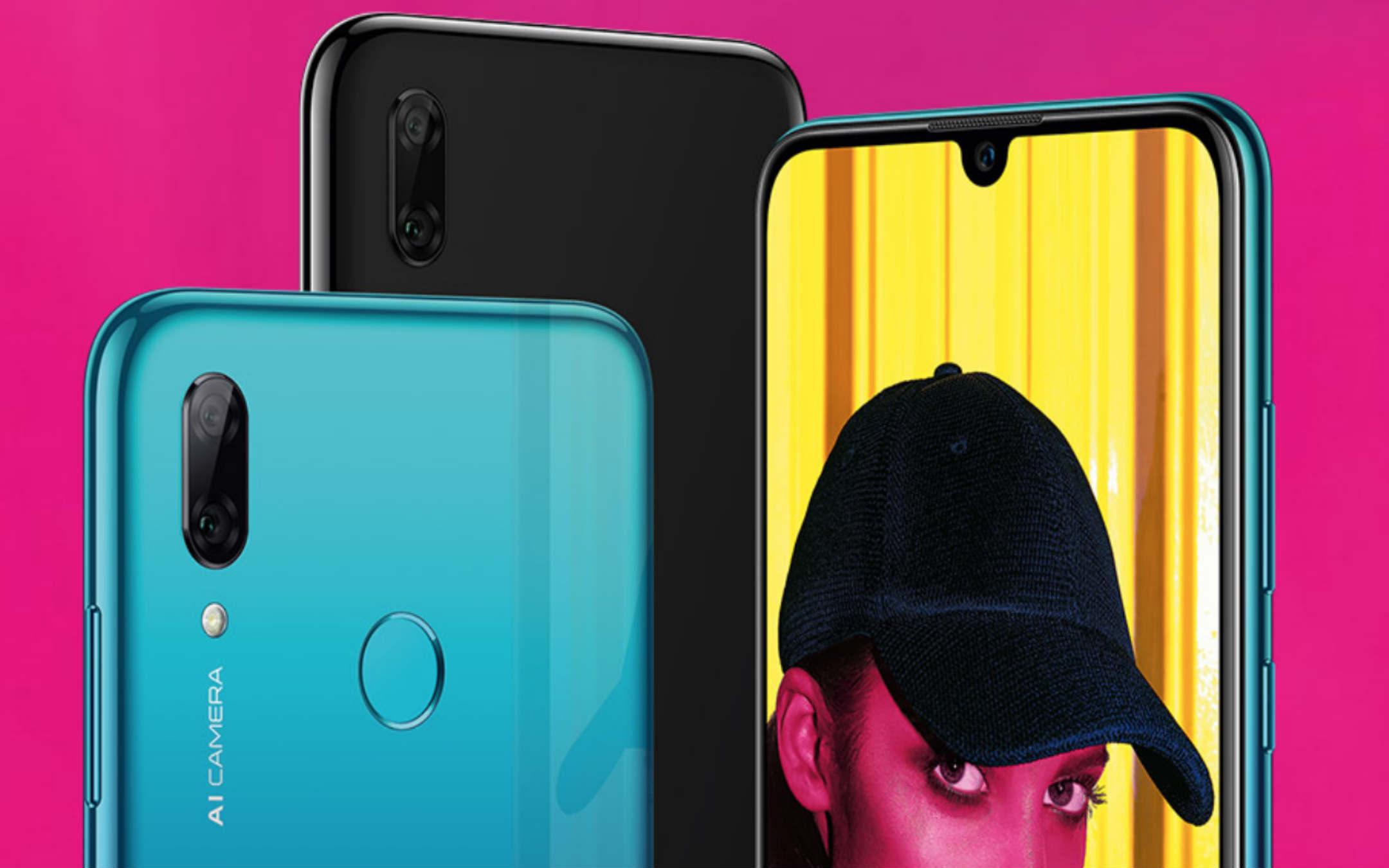 Huawei P Smart2020 recensione