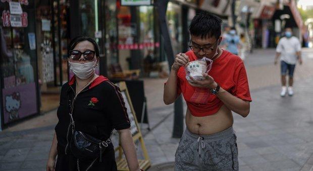 Pechino virus pandemia contenimento