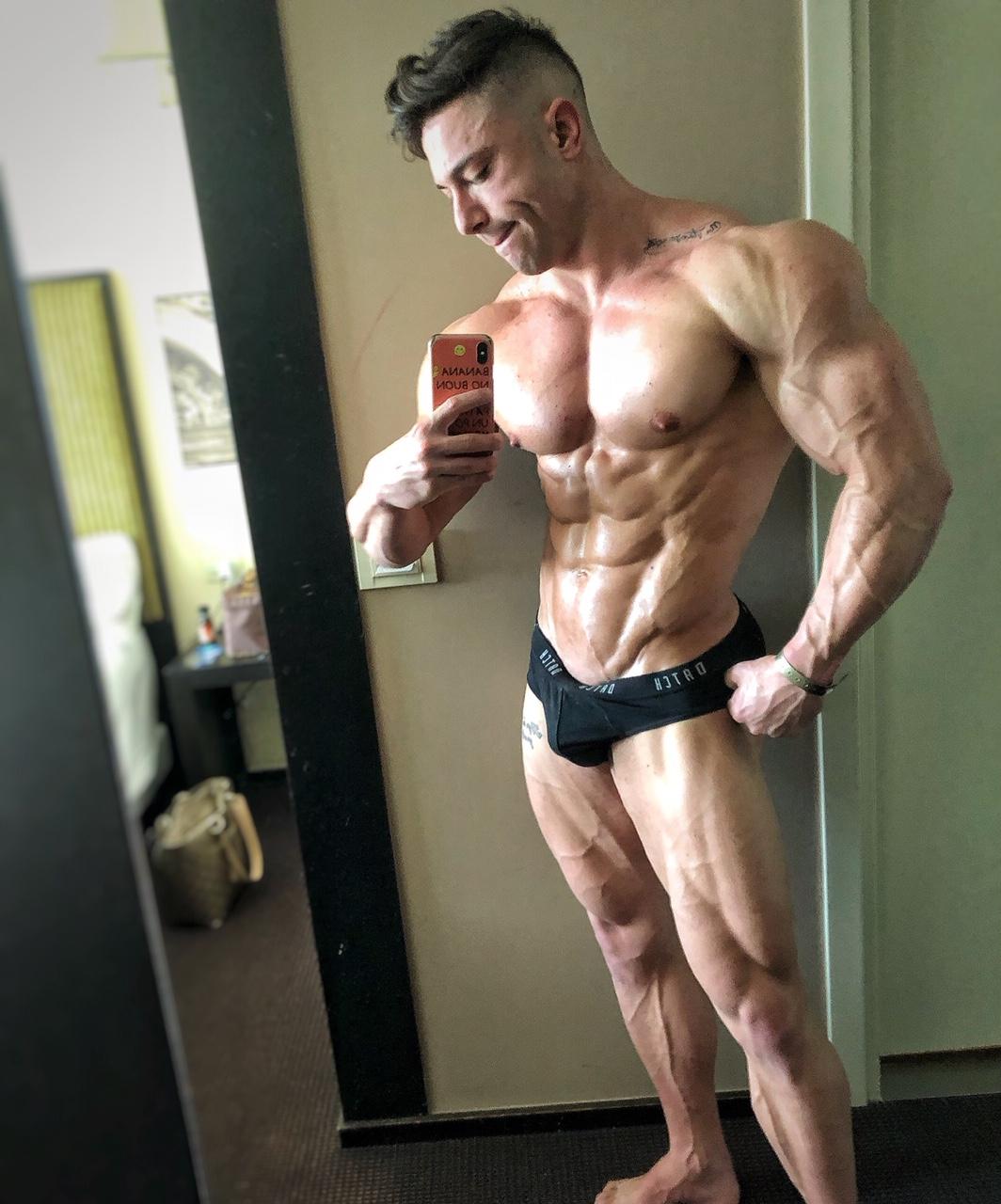 Manuel Santalucia atleta professionista