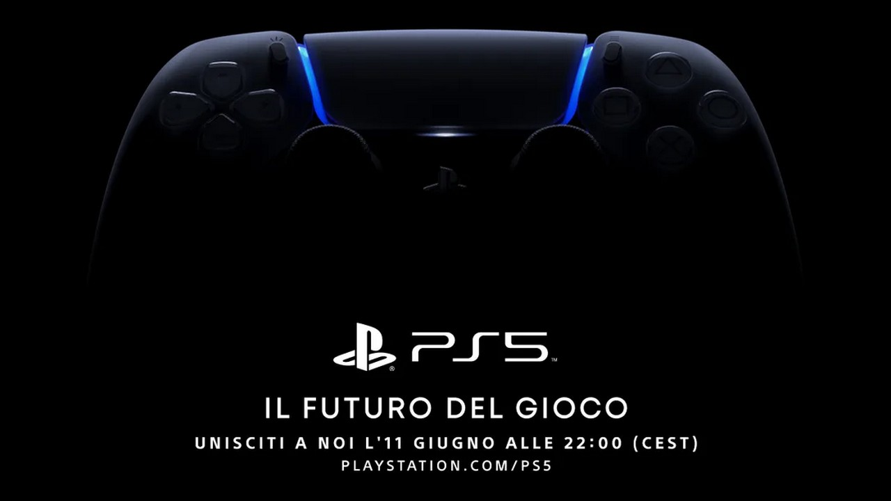 playstation 5 data presentazione