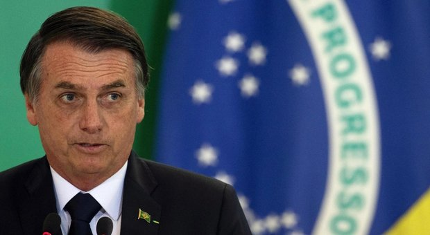 coronavirus brasile grigliata presidente
